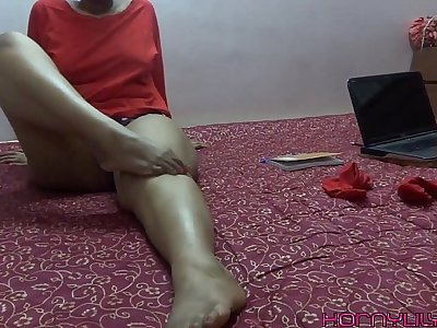 Foot Fetish Indian Babe Lily